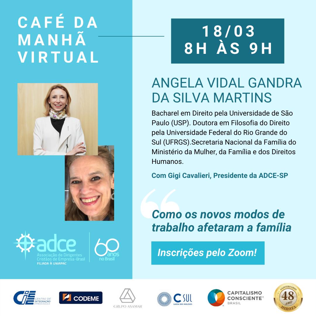Café da Manhã Virtual